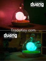 Hot sell USB charging acoustic energy saving lamp cage   energy saving lamp  energy saving lamp mini energy saving lamp