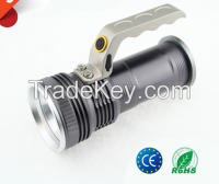 2016 yearStrong Light Best Emergency Hunting Aluminium Alloy Handheld Led Flashlight Torch