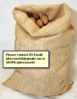 Hessian Jute Bag for Potato / Onion Packing