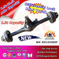 Truck Differential Locker Driving Rear Axle