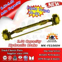 Truck Front Steering Axle