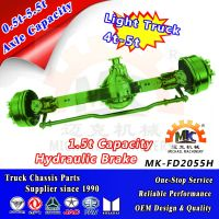 4wd Truck Steering Drive Front Axle