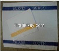Glass Cloth Jacquard Kitchen Tea Towel