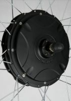 New quick release, controller built in electric hub motor