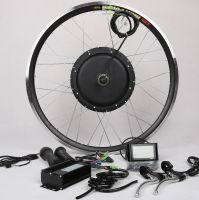 New design! 48V1000W rear wheel electric bike conversion kit for sale