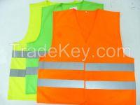 High Visibility Safety Reflective Vest