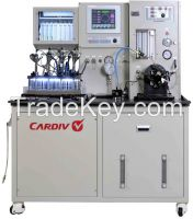 Common Rail Injector and Pump Testing Equipment, testing injector and pump at the same time