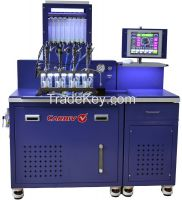 Common Rail Injector Testing Equipment with Flow Sensors Equipped