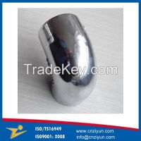 Customized stainless steel die casting parts