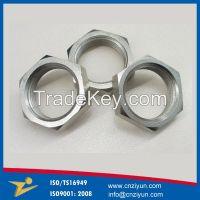 Customized CNC machining, cnc machining parts, machining hex nut