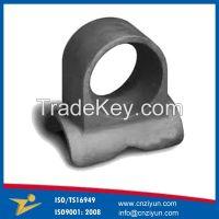 Customized aluminum green sand casting parts