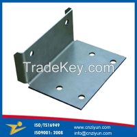 CNC parts with CNC punching, CNC bending