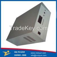 Custom metal fabrication for distribution box, cabinet, enclusure