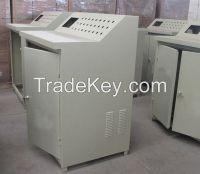 Custom large Electrical control cabinet fabrication