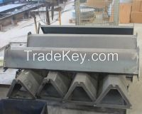 large thick steel stamping fabrication