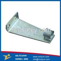 custom sheet metal fabrication with stamping, bending, welding