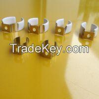 Fluorescent lamp clips / led lamp clip / T8 Tube Clip  LED Tube