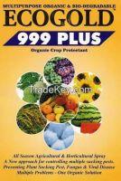 ECOGOLD 999 Plus Organic Crop Protectant