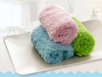 Bath Microfiber Face Towel
