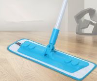 Floor Care Clean Dust Pad Flat Mop Microfiber