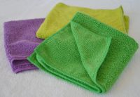 250gsm One Side Longer Fiber Microfiber Terry Clean Cloth Towel