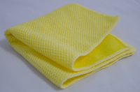 Dual Functional Microfiber Nylon Scrub Kitchen Dish Wash Clean Care Cloth Towel