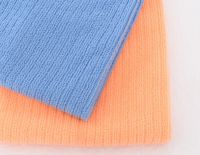 Microfiber Stripe Clean Wash Care Cloth Towel
