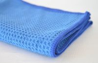 Microfiber Mini Waffle Clean Wash Care Cloth Towel