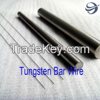 DY High quality 99.95%pure tungsten rod bar for sale