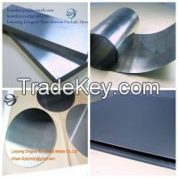 sale tungsten plate sheet foil in factory price with good quality