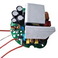 20V 120W LED Drivers with 20-54VDC Constant current with PFC