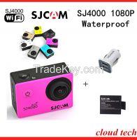 NEW Original SJ4000 Upgrade SJ4000 WIFI Action Camera Diving 30M Waterproof Digital Camera Full HD 1080P Sport Cameras Sport DV