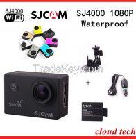 Original SJ4000 WIFI Action Sport DV Camera 50M Diving Waterproof Digital Camera 1080P Full HD Mini Camcorders
