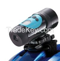High-Quality Sports Camera AT68 HD720P Waterproof Video Action outdoor Helmet Camera With AV Wholesale