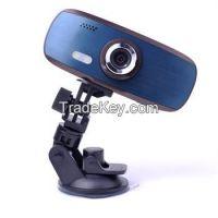 "Original 2.7"" LCD Car Video Recorder with Novatek 96650 + WDR Technology + AVC 1080P 30FPS + G-Sensor"