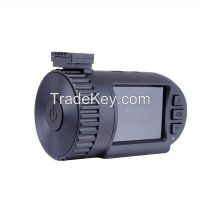 New 2014 Mini 0801 With Ambarella A2S60 Full HD 1080P 30FPS Car DVR Camera 1.5 Inch TFT Display H.264 Without GPS logger