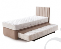 SINGLE DOUBLE BED