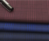 High Quality TR Suit Fabric