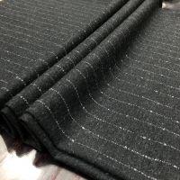 Stripe Blazer suiting fabric