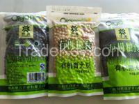 orgainc grain bean
