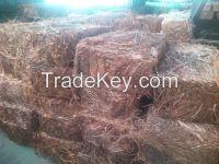 Copper Wire Scarp Millberry