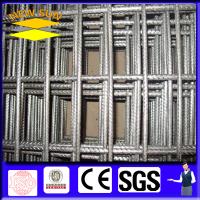 concrete rebar welded wire mesh
