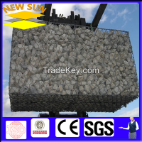 gabion welded cages