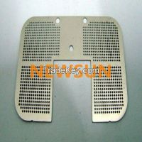 Chemical etching sound net