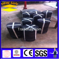 60mesh-80mesh black wire colth for plastic and rubber machinery