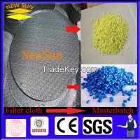 masterbatch wire cloth / woven wire cloth
