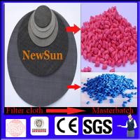 woven wire cloth for masterbatch filtration