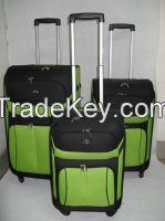 new 600D/eva luggage
