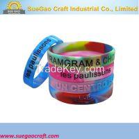 Customize Logo Silicone Wristband, Promotion Wristband