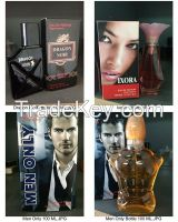 Sell 2015 New Design Women and man Perfume 100 ML